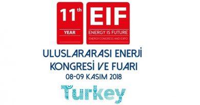 Enerji Sektörü Kasım'da Başkent'te Buluşuyor