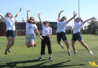 EWE Enerji, Kızlar Futbol Takımına Gönüllü Oldu