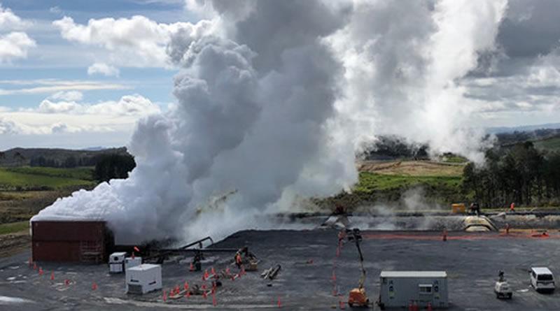 28 MW'lık Ngāwhā Jeotermal Enerji Santrali  Teste Başladı