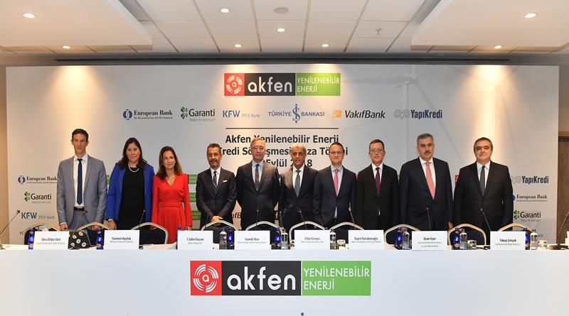 Akfen, 13 Yeni Enerji Santrali Kuruyor