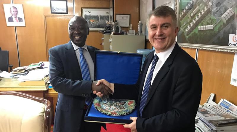 Kenya Enerji Bakanı, Türk Jeotermal Şirketlerini Davet Etti