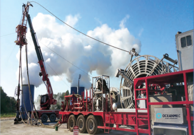 Oceanmec Energy Kasım Ayında EIF ve ADIPEC de yer alacak.