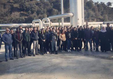 Öğrencilerden Beştepeler Enerji'ye Teknik Gezi