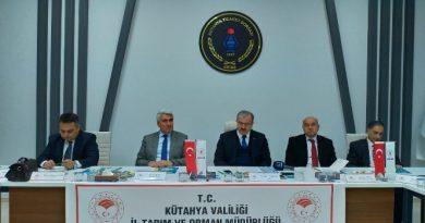 Simav'a Jeotermal Kaynakla Isıtmalı TDİOSB Kurulacak