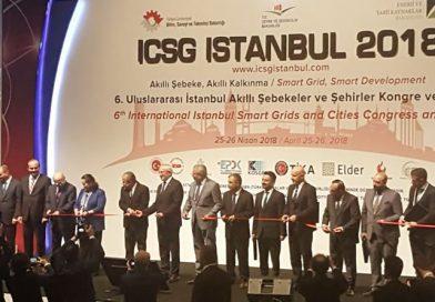 Enerjinin Liderleri, ICSG İSTANBUL 2019'DA Trendleri Anlatacak