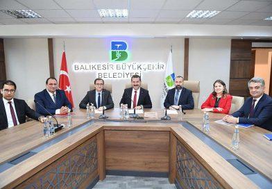 Balıkesir'de Sera Organize Sanayi İçin Protokol İmzalandı