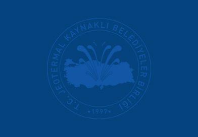 Jeotermal Kaynaklı Belediyeler Birliği adını Enerji Kentleri Birliği olarak değiştirdi.