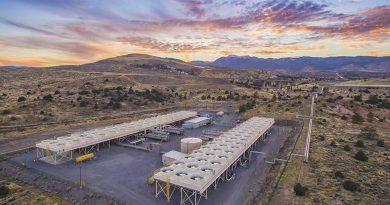Ormat 30 MW Casa Diablo-IV Jeotermal Projesi, Merkez Sahil Topluluklarına Elektrik Sağlayacak