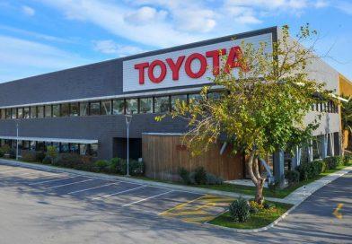 'Toyota' Enerji Üretimini Yenilenebilir Enerjiden Yana Kullandı