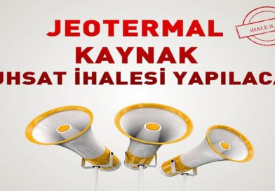 Jeotermal kaynak sahası ihaleleri