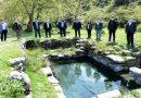 Kocabaşlar kaplıca suyu turizme açılacak