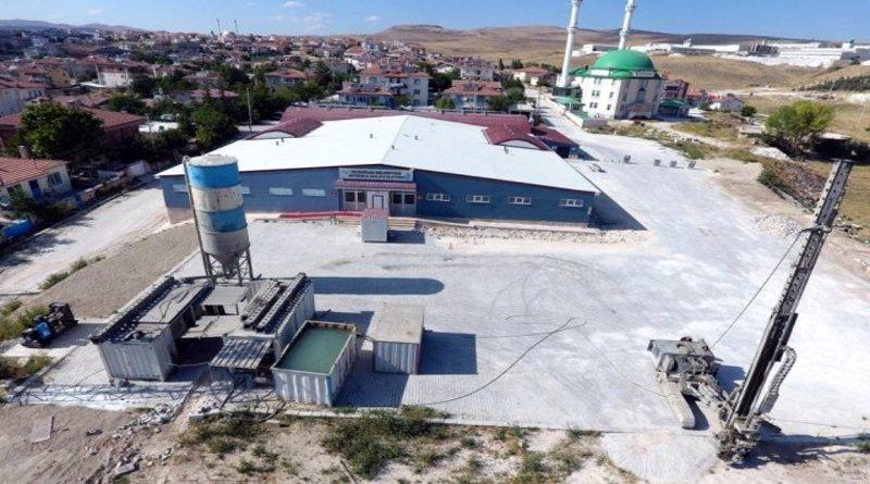 Jeotermal kaplıca pandemi kurallarına uygun hizmet veriyor