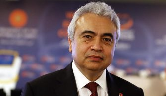 IEA Başkanı Fatih Birol